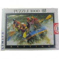 Puzzle-rafting